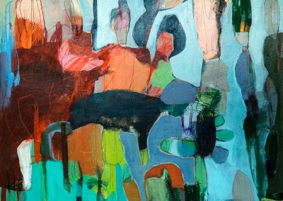 Maleri Louise Maagaard Design